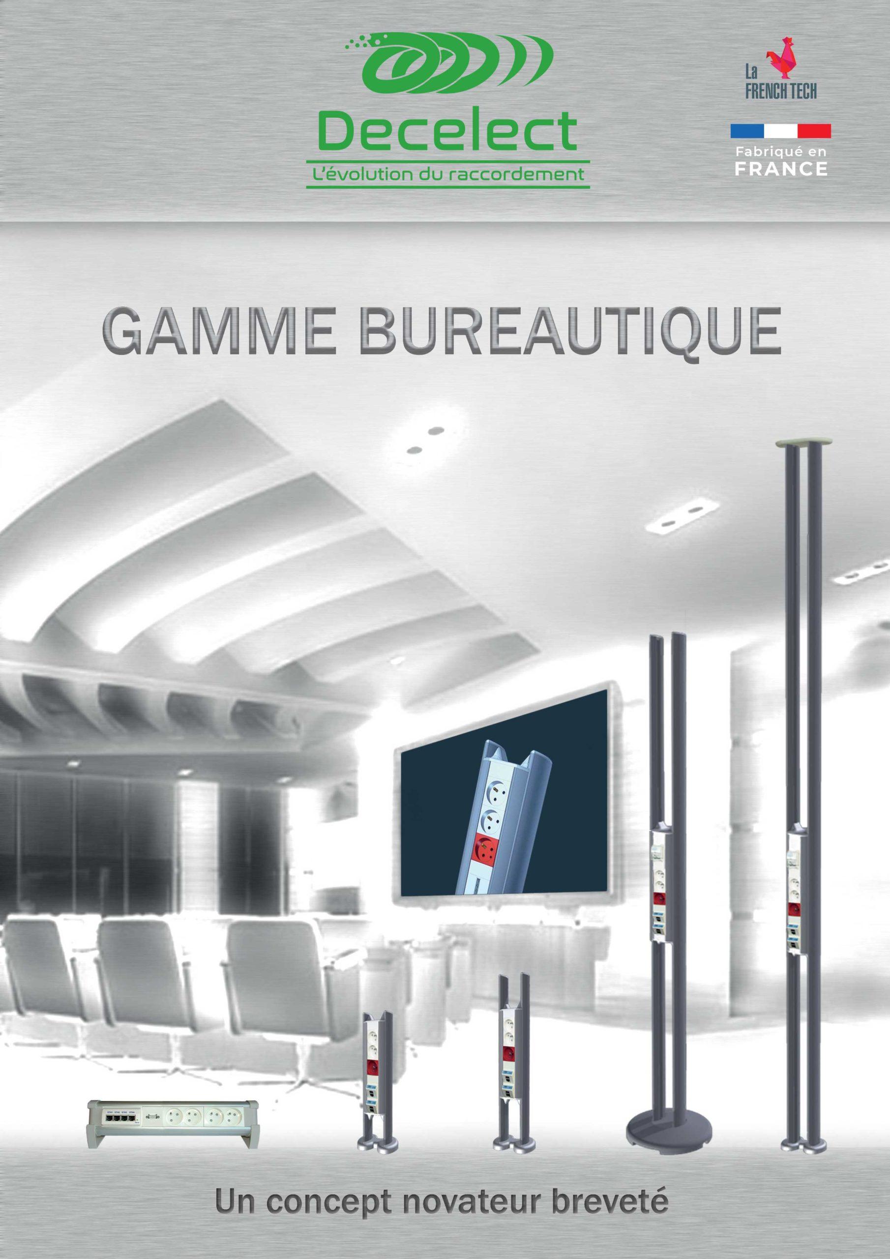 Plaquette Gamme Bureautique